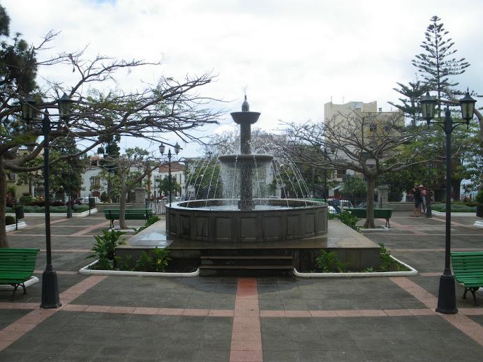 Plaza de La Alameda - Los Sauces