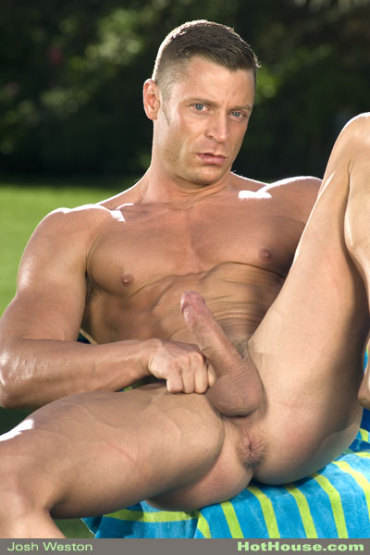 JOSH WESTON IS SO HOT!  HIS MANPUSSY MAKES MY TWAT SO WET...JOSH LOVES TO GET FUCKED!