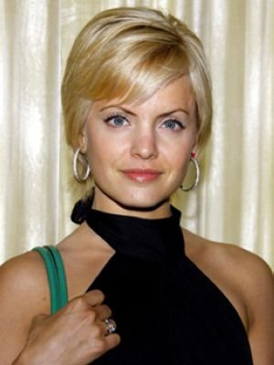 Hairstyle Haircut Hollywood Actresses Spring And Summer Short