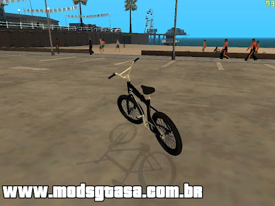 PUMA MT Bike para GTA San Andreas