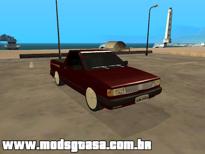 VW Saveiro Summer 1996 para GTA San Andreas