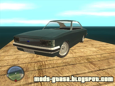 ENB Series LOW para GTA San Andreas