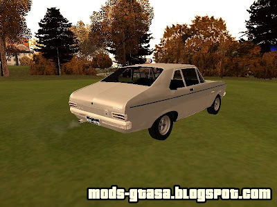 Dodge Polara para GTA San Andreas