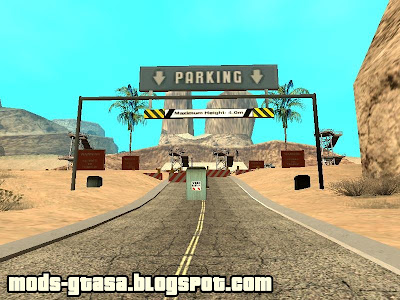 Country Base para GTA San Andreas
