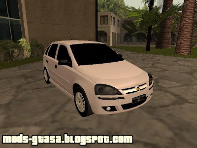Chevrolet Corsa Hatch 2004 para GTA San Andreas