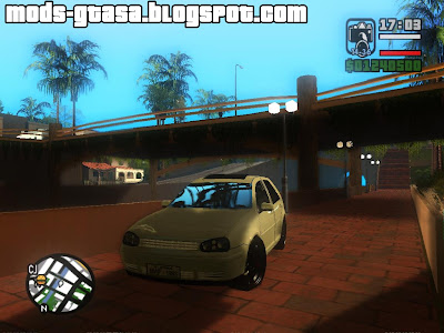 ENB Series By Simmons para GTA San Andreas