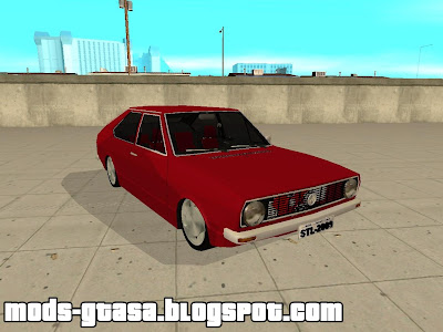 Vw Passat Turbo Edit para GTA San Andreas
