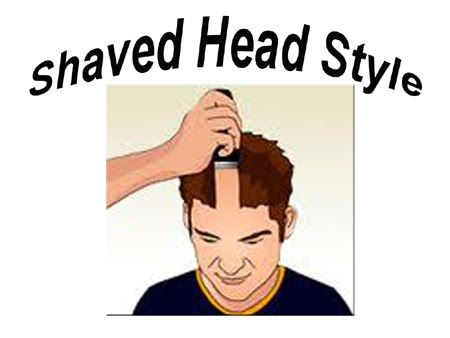 Shaving my head bald - YouTube
