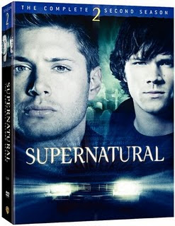 Supernatural box 2 estadosunidos Sobrenatural 2ª Temporada – (Supernatural) Dublado
