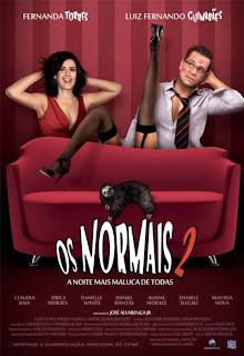 os normais 2 Os Normais 2   A Noite mais Maluca de todas   DVDrip
