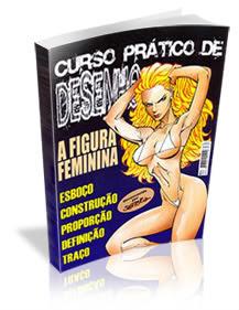 Curso Desenho Figura Feminina Curso Prático de Desenho – A Figura Feminina
