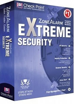 extrem ZoneAlarm Extreme Security 2009 v8.0.298