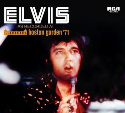 elvis Elvis Presley   Elvis As Recorded at Boston Garden 71