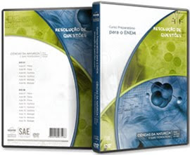 enemprepar Curso Preparatório para o ENEM DVD R Volume 1(2010)
