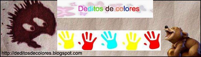 Deditos de colores