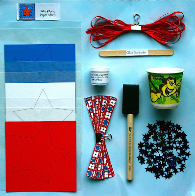 fourth of july crafts for preschoolers. 2011 Fourth Of July Crafts For