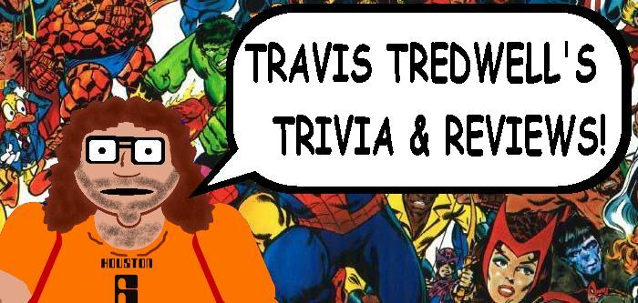 Travis Tredwell's Trivia & Reviews