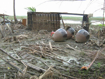 >Storm Hit Delta – Need Great Resources to reestablish back