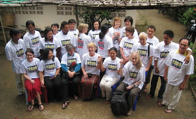 >Nobel Women's Initiative in Thai Burma border area