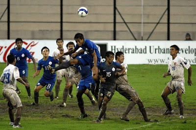 >AFC Challenge Cup India 2008