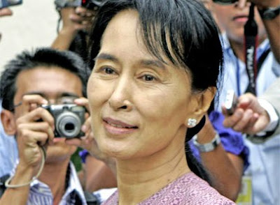 >Burma to free Suu Kyi days after election: officials