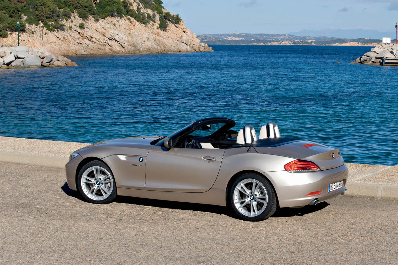 BMW Z4 Luxury car