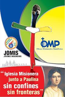 No dia 22 de julho celebra-se o Dia Nacional da Juventude Missionária no Chile.
