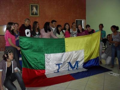 Mais um grupo da JM em Guarulhos/SP