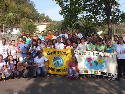 Congresso em Minas Gerais fortalece e anima a JM