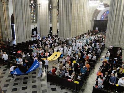 Igreja em São Paulo/SP celebra Dia Mundial das Missões