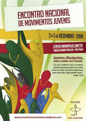 Encontro reúne jovens de todos os carismas e movimentos religiosos da Igreja no Brasil