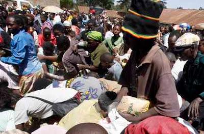 ÁFRICA/QUÊNIA - Mais de 150 mil pessoas podem passar fome no norte do Quênia