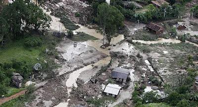 Nota de solidariedade da CNBB às vítimas das chuvas