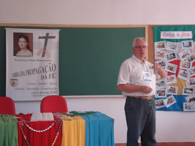 Campanha Missionária 2011 é apresentada no Encontro Nacional da JM