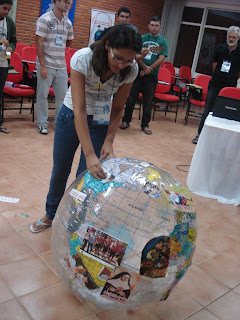 Teve início em Brasília, Encontro Nacional da Juventude Missionária