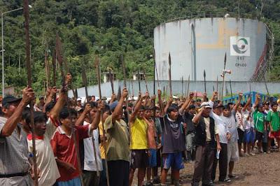Sobre el conflicto en la Amazonía peruana (2009)