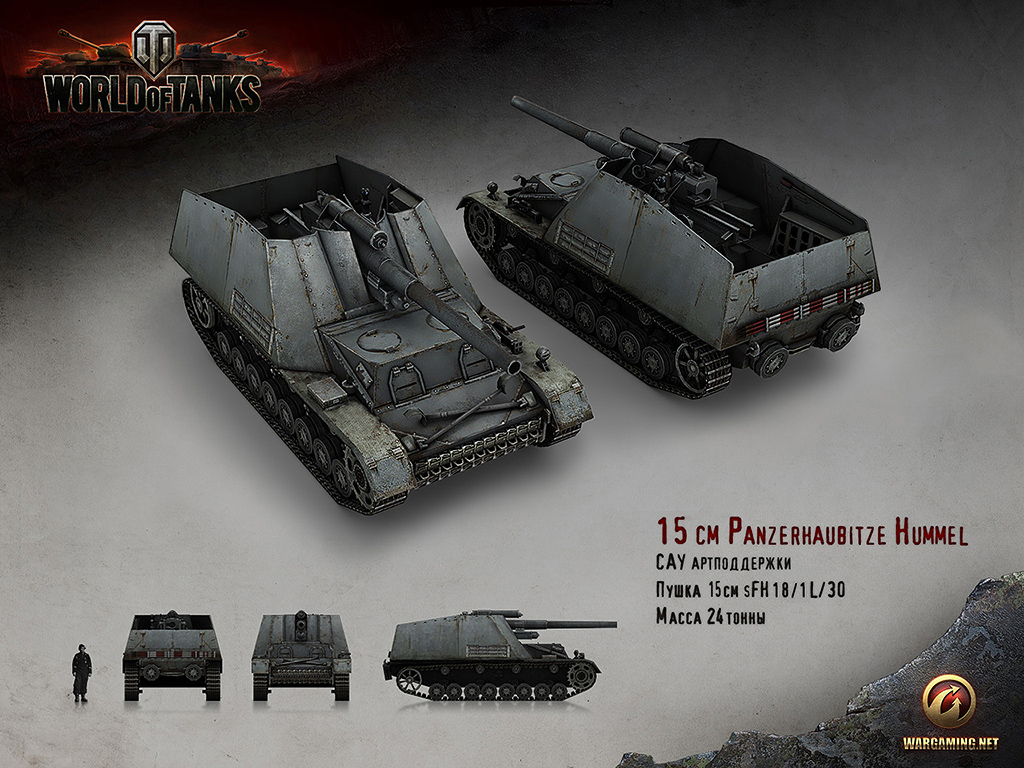 World of tanks сравнения сау германии