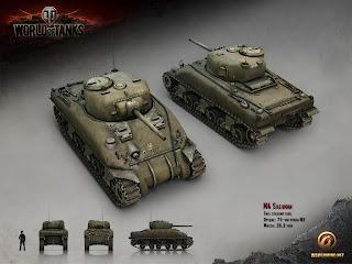 World of Tanks Сравнение Средних танков США