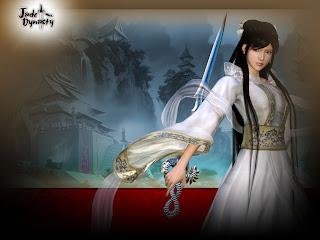 Jade Dynasty Скайя
