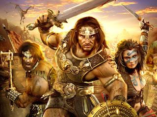 Age of Conan Dreamworld Engine