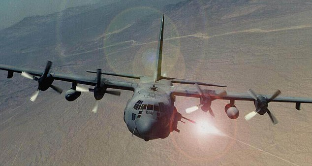 The angel of death special forces latest weapon is biggest flying
