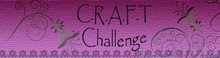 Thursday C.R.A.F.T Challenge