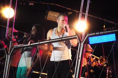 Concierto Calle 13 Madrid