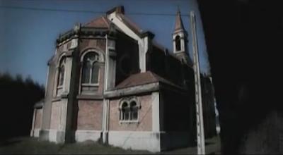 El ataúd maldito y La iglesia maldita