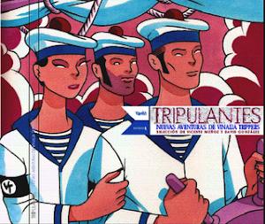 Tripulantes. Nuevas aventuras de vinalia trippers.