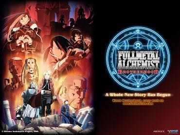 #11 Fullmetal Alchemist Wallpaper