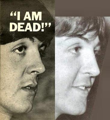 Mitologías rockeras (V): ¿Paul McCartney está muerto?