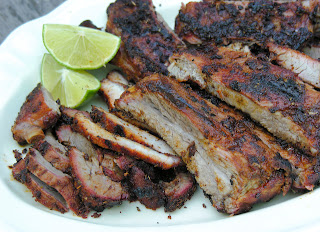 Pork ribs recipe fast