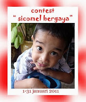 "CONTEST ""SICOMEL BERGAYA"""