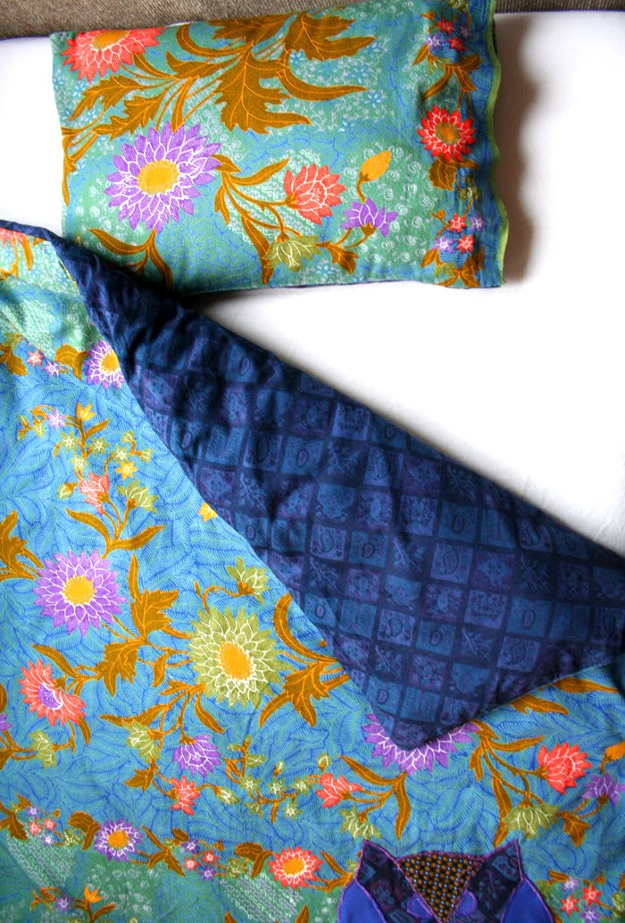 le blog de th vy parure de lit enfant hibou owl kid. Black Bedroom Furniture Sets. Home Design Ideas